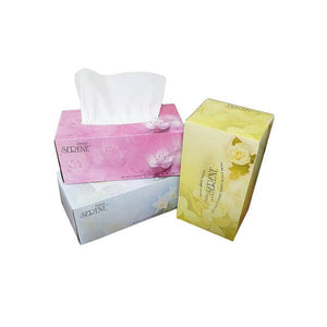 2ply, 180 Sheet - Facial Tissue Polar - Pkt of 1