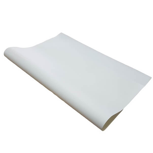 400 x 660mm - White Greaseproof Paper in Full