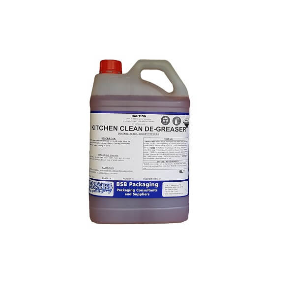 Kitchen degreaser | BSB Packaging