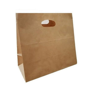 Takeaway Brown Paper Bag (280 x 280 x 150mm)