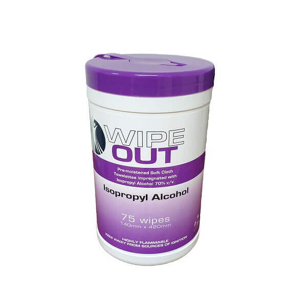 WipeOut Disinfectant Wipes