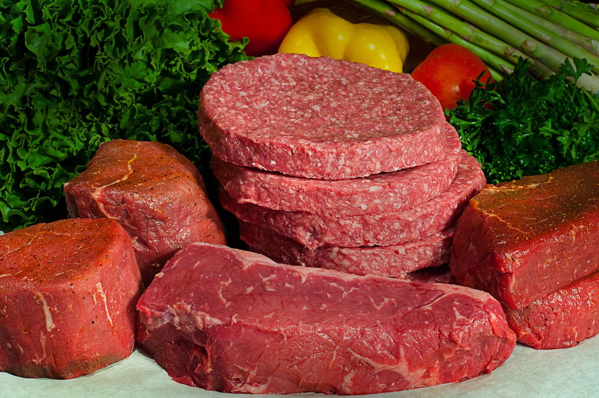 Nature's Cut Organic BEEF Box # 3  $299.00