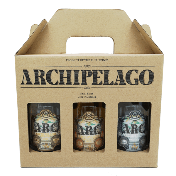 Archipelago 3-in-1 Gift Pack