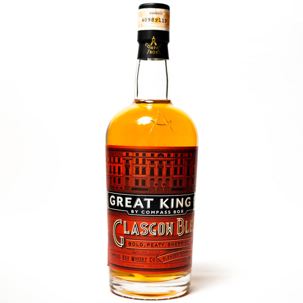 Compass Box GKA Glasgow Blend