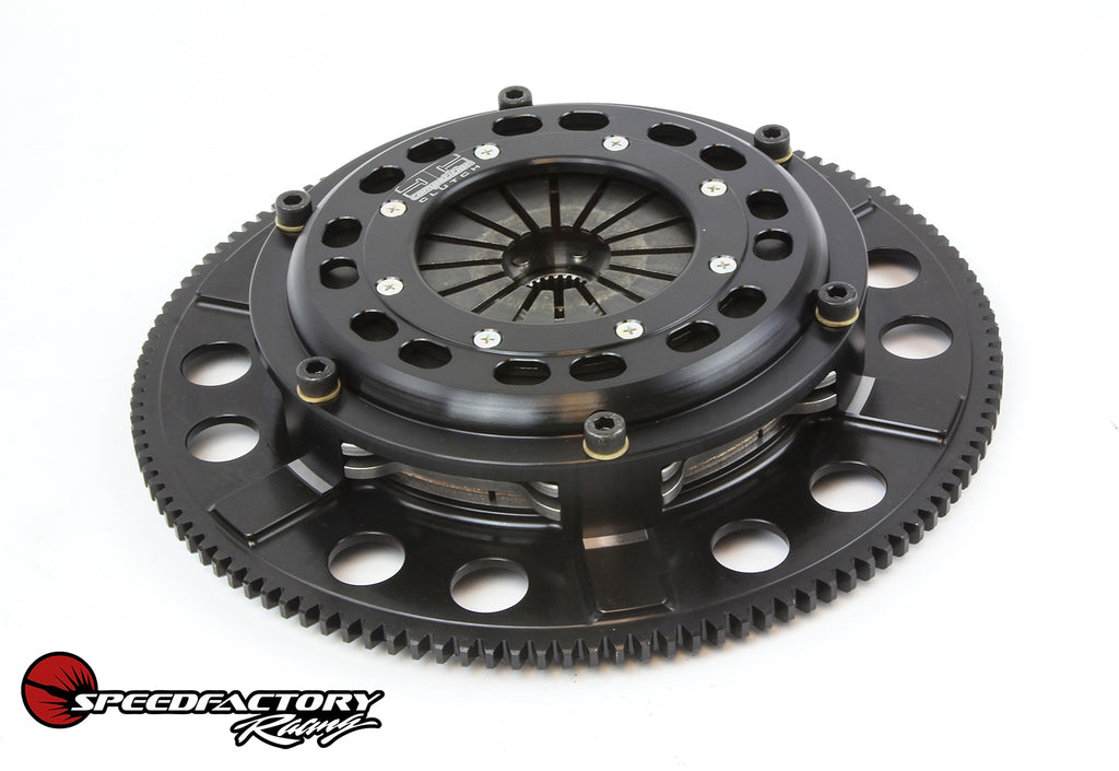 Competition Clutch (4-8026-C) -  Twin Disc Clutch Kit - B-Series (Hydro)