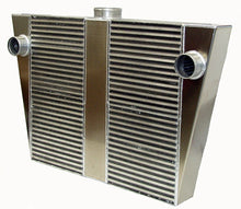 "Load image into Gallery viewer, Precision Turbo Air to Air Intercooler Core 13""L x 17.35""H x 3.0""D  680HP"