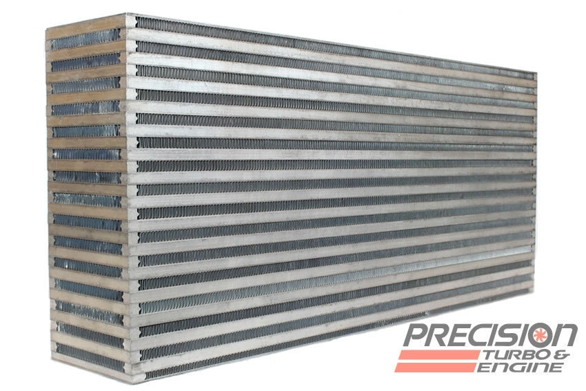 "Precision Turbo Air to Air Intercooler Core 24""L x 10.00""H x 3.5""D  775HP"