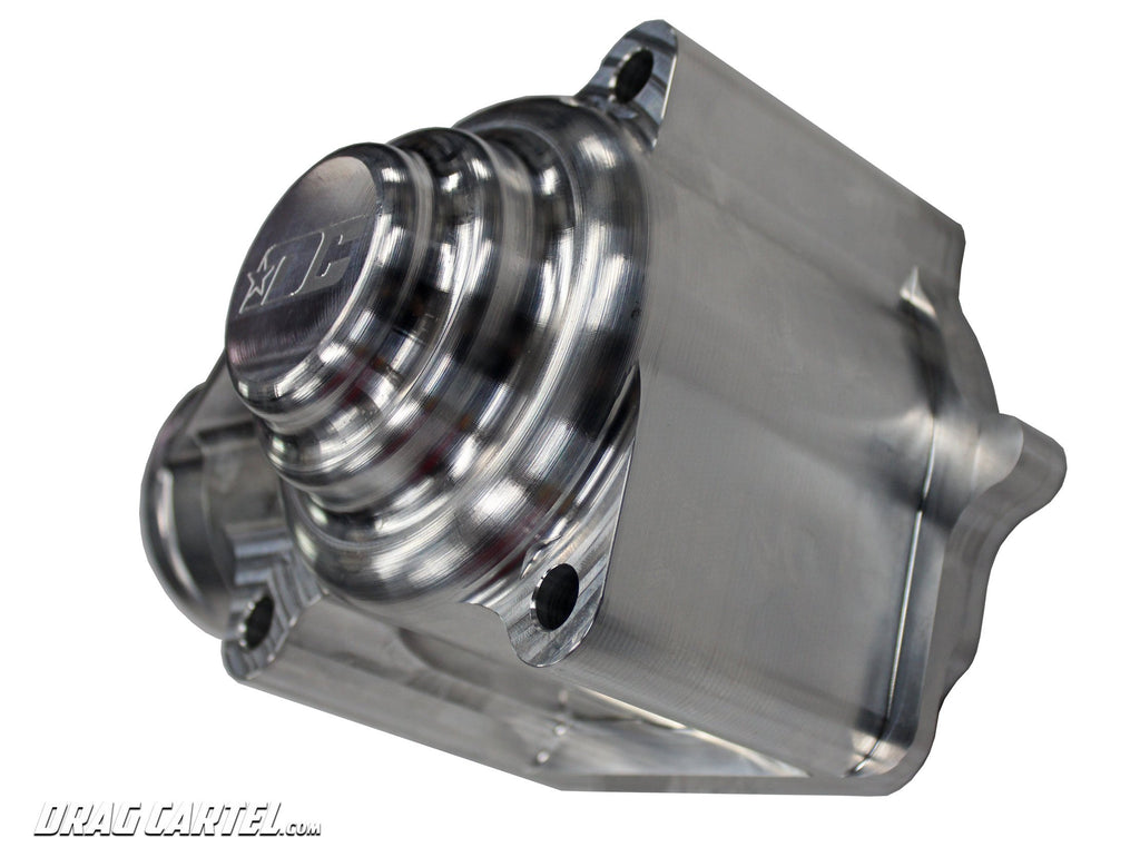 Drag Cartel K-Series Billet AWD Replacement Transfer Cover