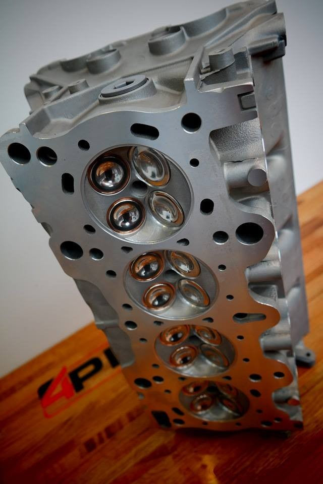 4 Piston Racing Outlaw GSR CNC Cylinder Head