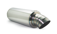 Load image into Gallery viewer, Blox Racing T304 Stainless Steel Universal Street Mufflers with Turndown Tip