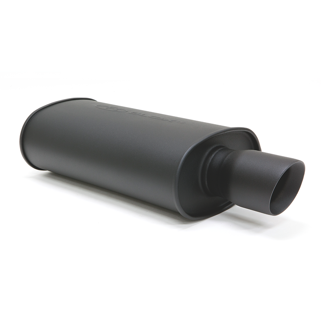 Blox Racing SL Sport Muffler with Double Wall Tip