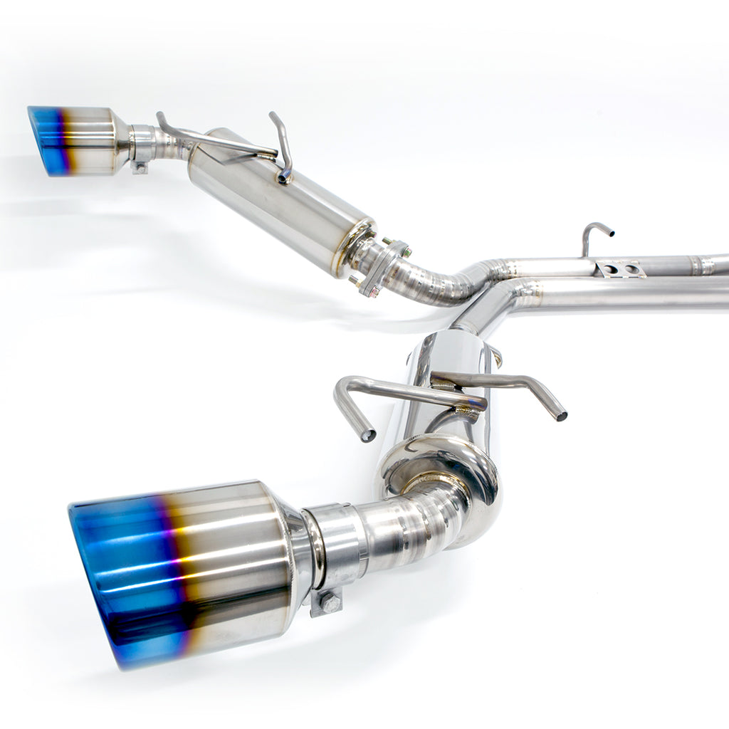 Blox Racing Exhaust System for 2013+ FR-S and BRZ
