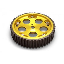 Load image into Gallery viewer, Blox Racing Adjustable Cam Gears for Mitsubishi Evolution VIII, IX (4G63T)