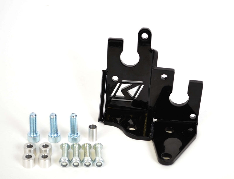 K-Tuned Accord Billet Shifter Base Plate - Mounts Above Tunnel