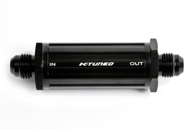 K-Tuned 6AN Inline Fuel Filter