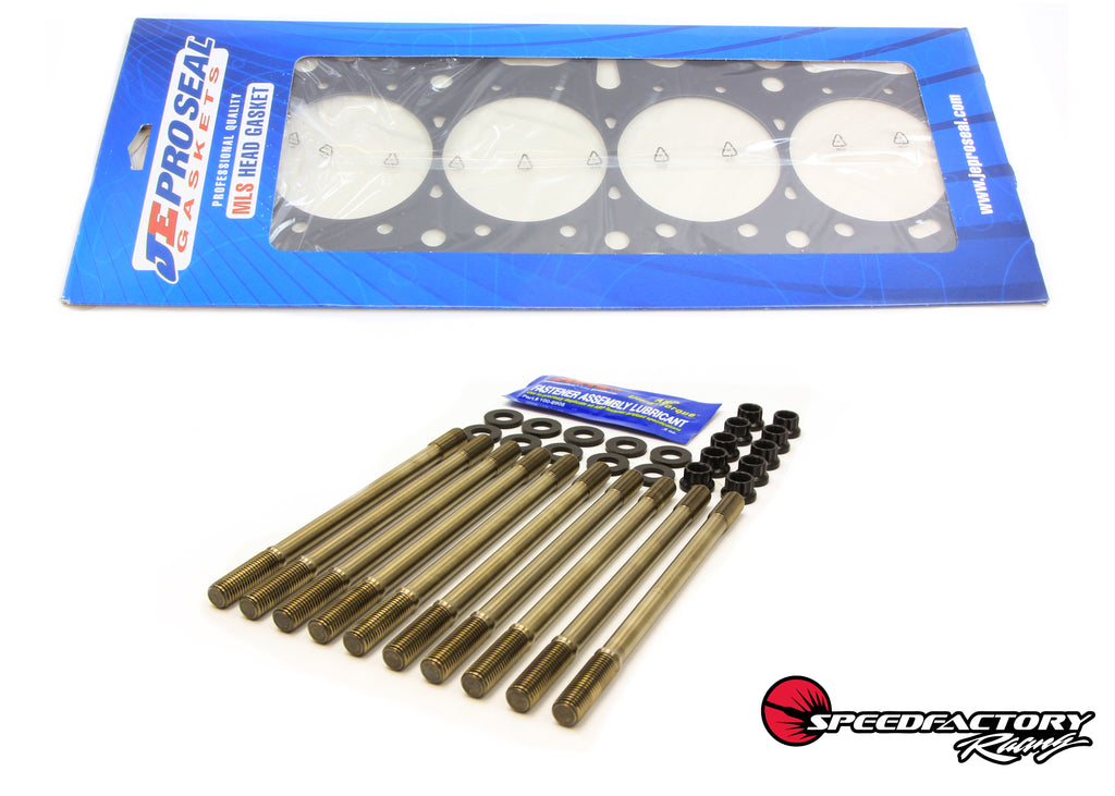 SpeedFactory L19 Headstuds and JE Gasket Combo Deal
