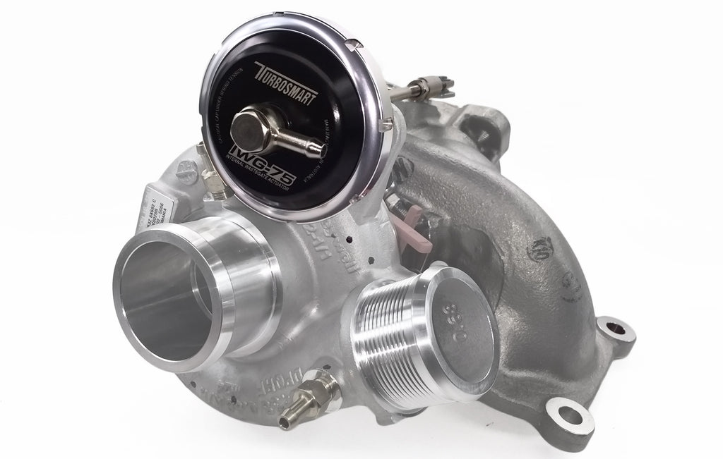 TurboSmart Internal Wastegate Actuator (10psi) for 2015+ EcoBoost Mustang