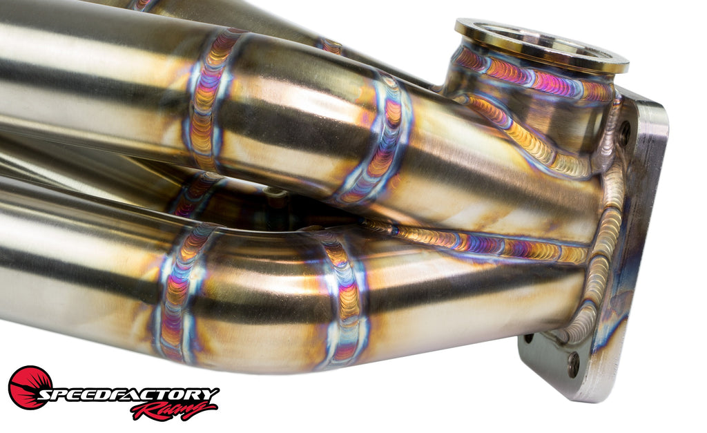 SpeedFactory Racing K Series Sidewinder Turbo Manifold