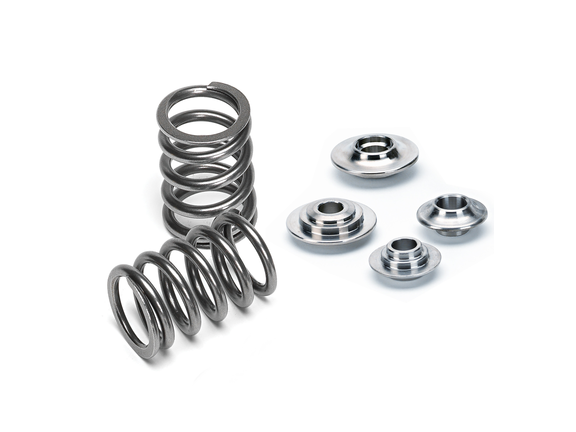 Supertech Springs and Retainer Kit for D Series Honda