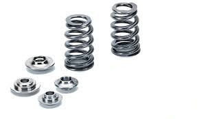 Supertech 75 lb Beehive Valve Springs and Retainers for Honda K20, K20a2, K20z1, K20z3, F20c, F22c
