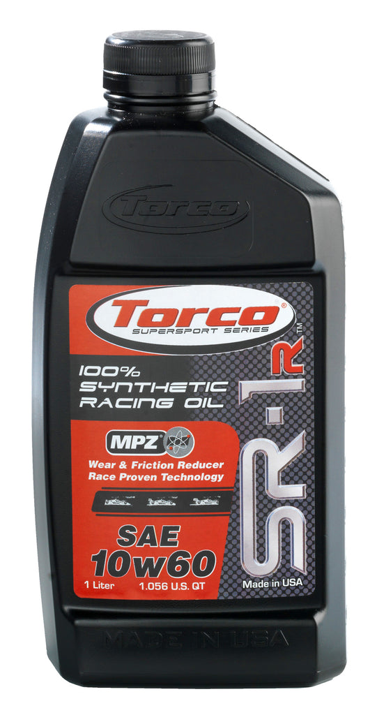 Torco SR-1R Synthetic Oils
