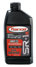 Load image into Gallery viewer, Torco SR-1R Synthetic Oils