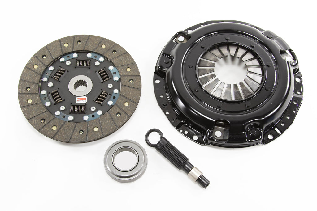 Competition Clutch (8027-2100) -  Stage 2 - Steelback Brass Plus Clutch Kit - B-Series Cable