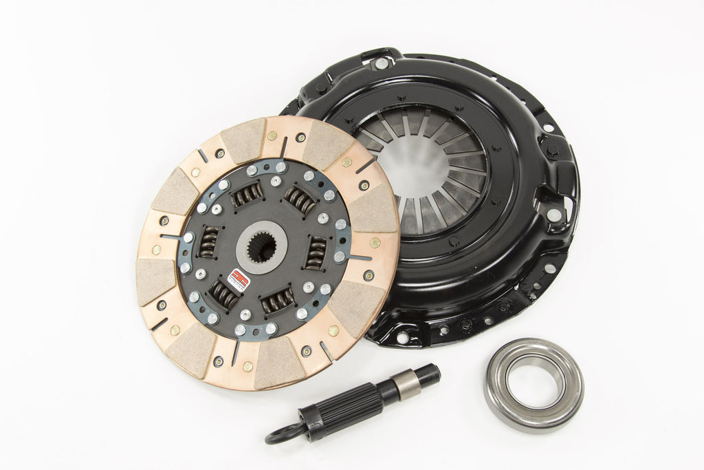 Competition Clutch (8022-2600) -  Stage 3.5 - Segmented Ceramic Clutch Kit - D-Series