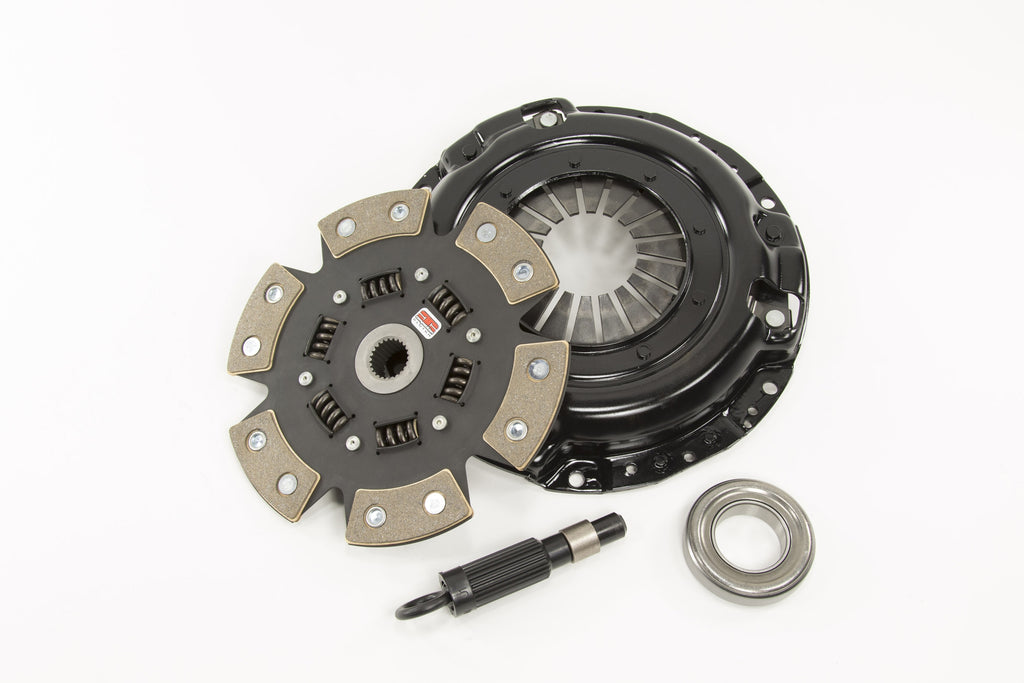 Competition Clutch (8017-1620) -  Stage 4 - Ceramic Sprung Clutch Kit - B-Series Cable