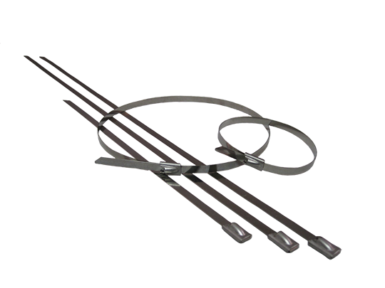 PTP Stainless Steel Locking Ties
