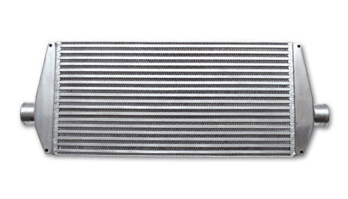 Vibrant 12810 550HP Bar and Plate Intercooler with Endtanks