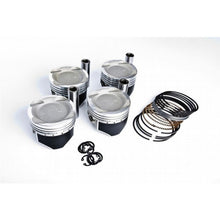 Load image into Gallery viewer, YCP Vitara Pistons with Eagle H-Beam Rods D16