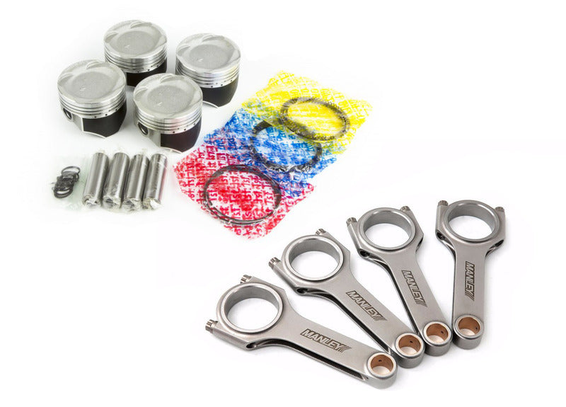 YCP Vitara Pistons with Manley H-Beam Rods D16