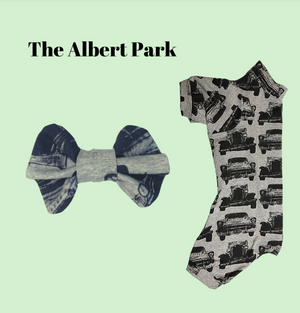 The Albert Park Onesie