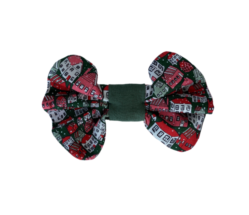 Paris Collar Bow- The Christmas (Pre-Order)