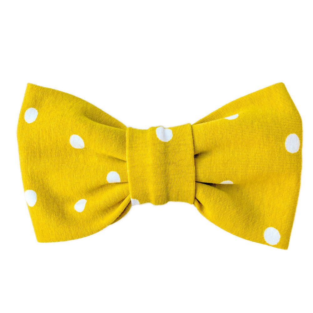 Handmade for Hounds Armadale dog bowtie