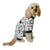 Handmade for Hounds Meadow Heights dog onesie side view