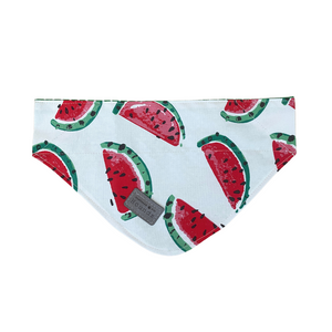 The Tutti Frutti Bandana-Watermelon (Reversible)