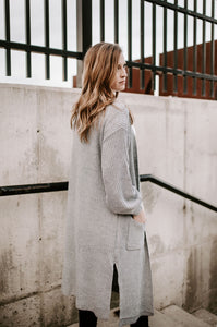 Drew Pocketed Knit Cardigan