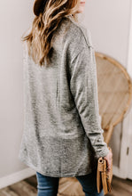 Load image into Gallery viewer, Elowyn Mock Neck Long Sleeve Tunic