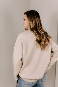 Emely Soft Knit Sweater
