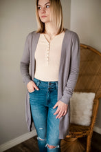 Load image into Gallery viewer, Unity Ribbed Knit Open Cardigan