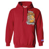 NATIONAL CHAMPS HOODIE - RED