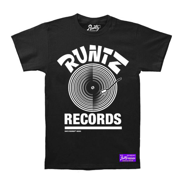RUNTZ RECORDS TEE