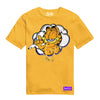 BAKED CAT TEE - GOLD