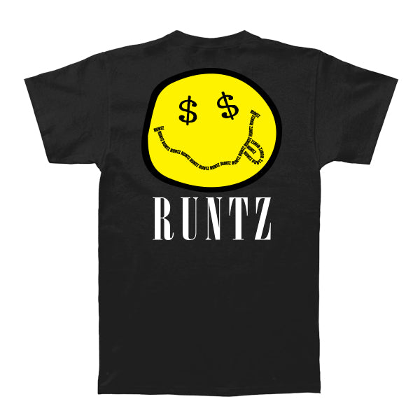 SMILEY RUNTZ TEE