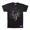 RUNTZ SKATE TEAM TEE - BLACK