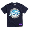 RUNTZ JOKES UP TEE - NAVY
