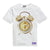TIME IS MONEY TEE- WHITE