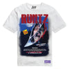 RUNTZ SESSIONS TEE- WHITE